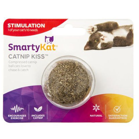 SmartyKat Catnip Kiss Cat Toy