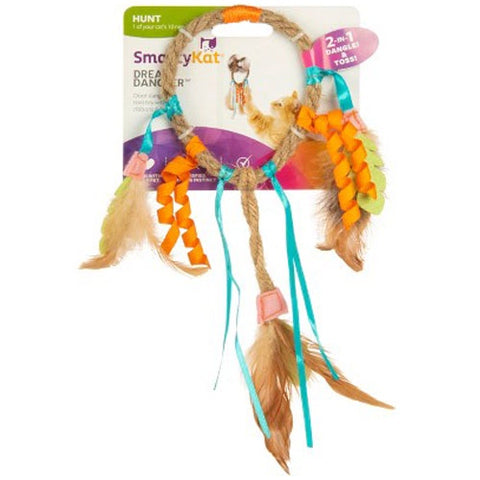 SmartyKat Dream Dangler and Feather Cat Toy