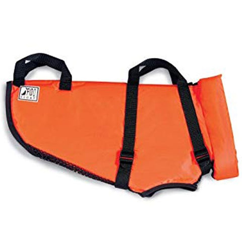 Premier Fido Dog Training Vest Medium Sized with an Orange color.