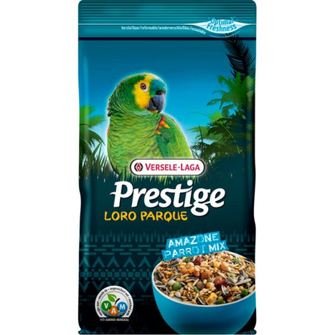 Versele Laga Prestige Premium Food For Amazon Parrots 1kg