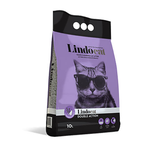 Lindo Cat Fragrance Sand double perfumed 10 L