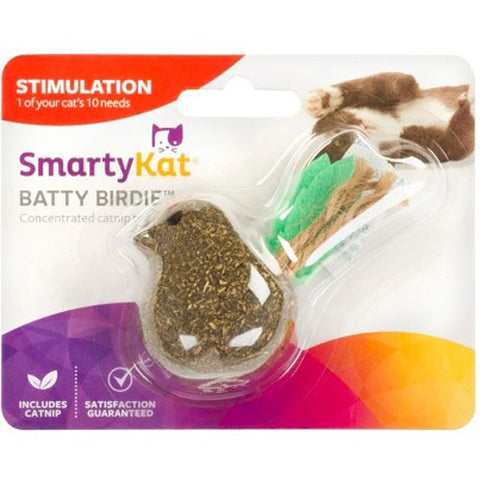 SmartyKat Batty Birdy Cat Toy