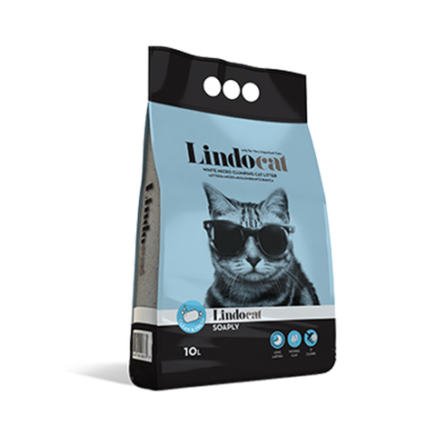 Lindo Cat Fragrance Sand and is Double softness   10L