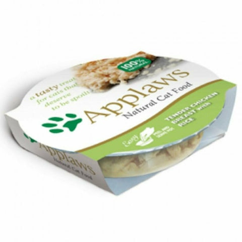 Applaws Chicken Breast Dishes With Rice 60 g