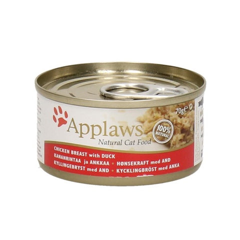 Applaws Canned Chicken and duck 70g