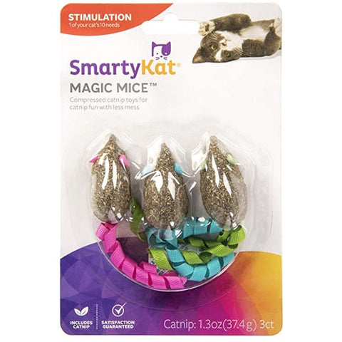 SmartKat Magic Mice Cat Toy
