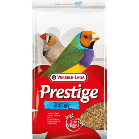 Versele Laga Prestige Premium Complete Food For Tropical Zebra And Goldfinch Birds 4kg