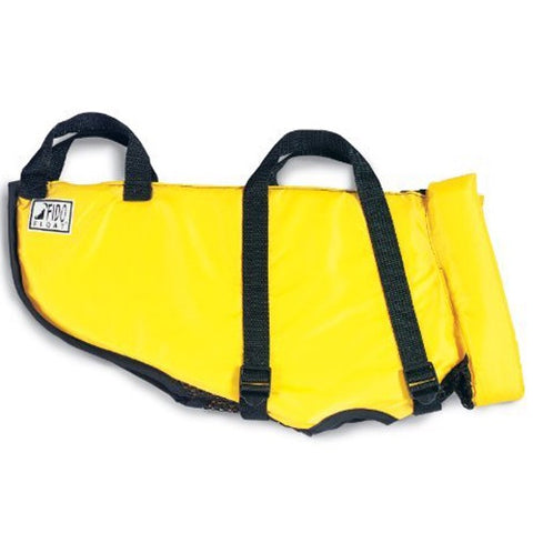 Premier Fido Dog Training Vest Large Size , colored yellow