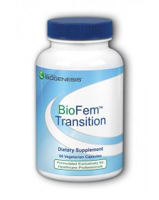Biogenesis Nutraceuticals BioFem Transition | 60 capsules