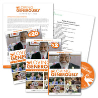 Loving Generously Church-Wide Sermon Series Package - Print