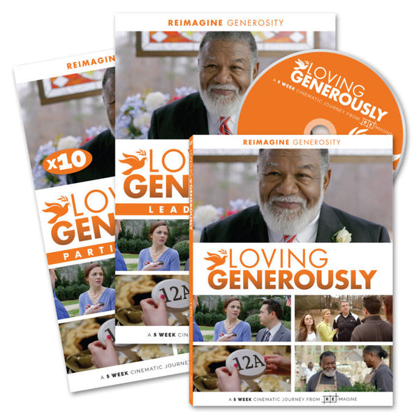 Loving Generously Series - Small Group Kit - Print