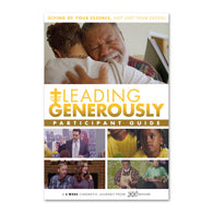 Leading Generously Series - Participant Guide - Print