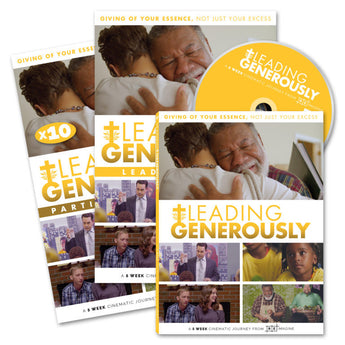 Leading Generously Series - Small Group Kit - Print