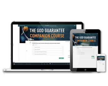 The God Guarantee - Online Companion Course