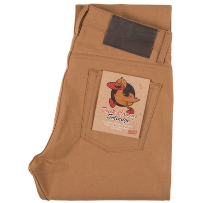 Naked & Famous Denim Selvedge Duck Canvas - Weird Guy - M.W. Reynolds