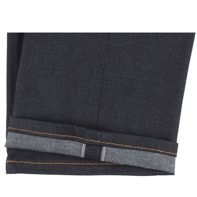 Naked & Famous Denim Deep Indigo Stretch Selvedge - Weird Guy - M.W. Reynolds