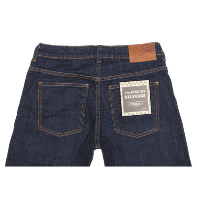 Women's 11 oz. Stretch Selvedge - Boyfriend