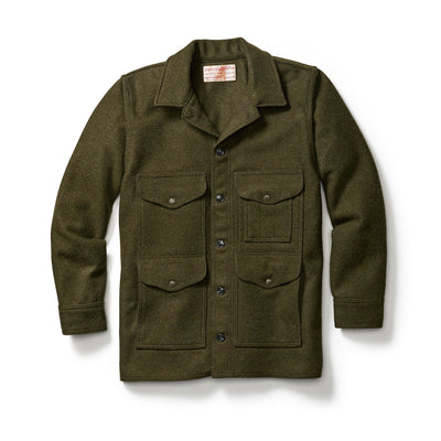 Filson Mackinaw Wool Cruiser Jacket - M.W. Reynolds