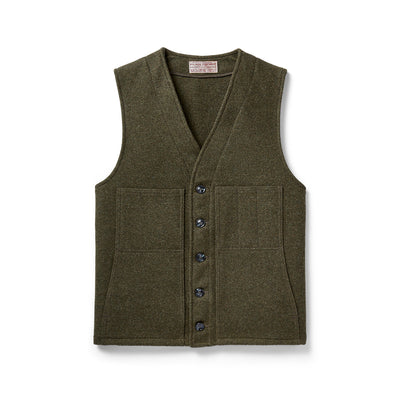 Filson Mackinaw Wool Vest - M.W. Reynolds