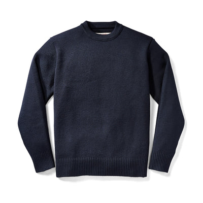 Filson Wool Crewneck Guide Sweater - M.W. Reynolds