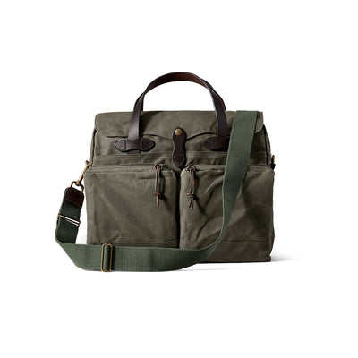 Filson 24-Hour Tin Cloth Briefcase - M.W. Reynolds