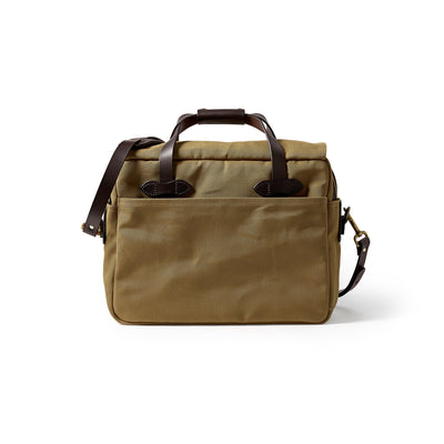 Filson Rugged Twill Padded Computer Bag Briefcase - M.W. Reynolds