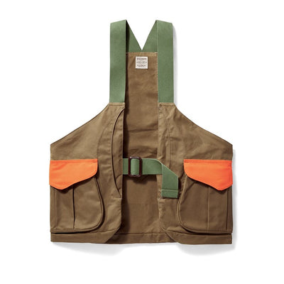 Filson Shelter Cloth Strap Vest - M.W. Reynolds