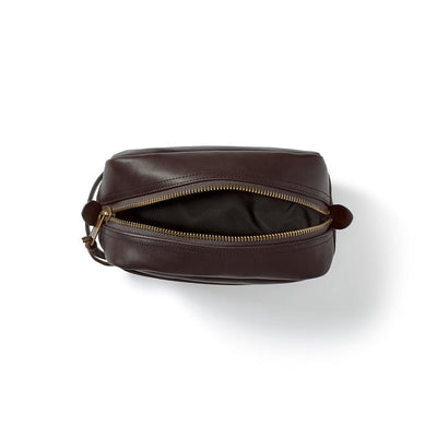 Filson Weatherproof Leather Travel Kit - M.W. Reynolds