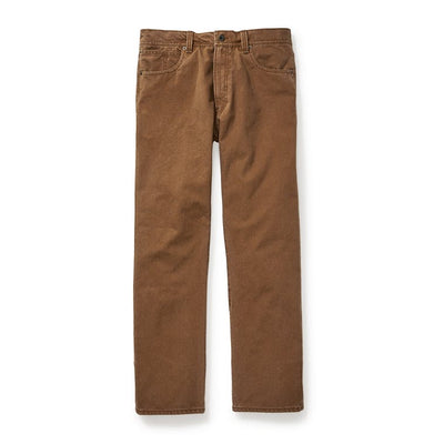 Filson Dry Tin Cloth 5 Pocket Pants - M.W. Reynolds