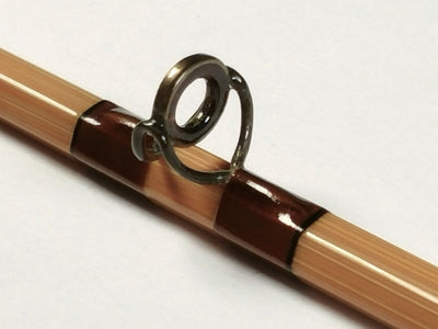 Bellinger Presentation 8' #5 Bamboo Rod - M.W. Reynolds