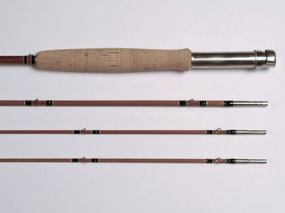 Registered 8040  8' #5 Bamboo Rod
