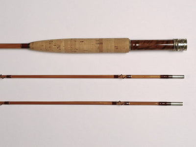 D.L. Whitehead Custom 7' #4 Bamboo Rod - M.W. Reynolds