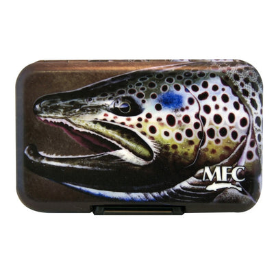 River Camo Fly Box - M.W. Reynolds