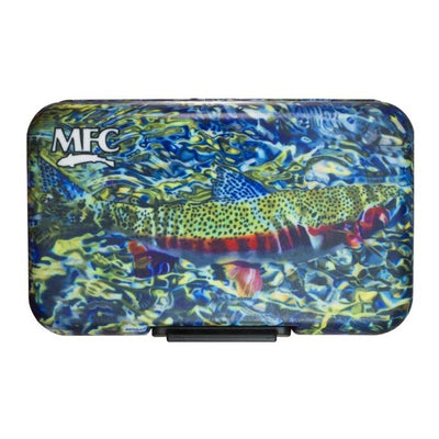River Camo Fly Box