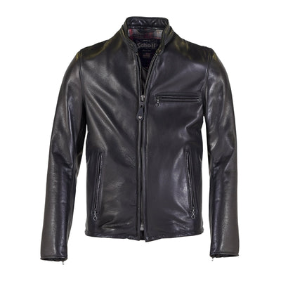 Schott 530 Burnished Cafe Racer Jacket - M.W. Reynolds