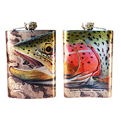 Montana Fly Company Hip Flask - M.W. Reynolds