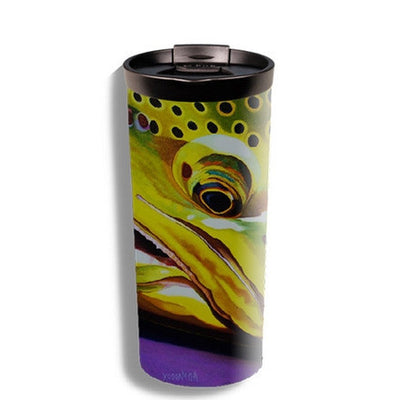Montana Fly Company Coffee Travel Mug - M.W. Reynolds