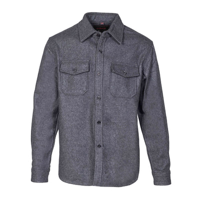 Wool CPO Shirt