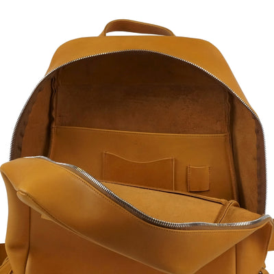 Orsyn Balboa Backpack Oil Tanned Leather Bag - M.W. Reynolds