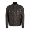 Belstaff Brooklands Leather Jacket - M.W. Reynolds