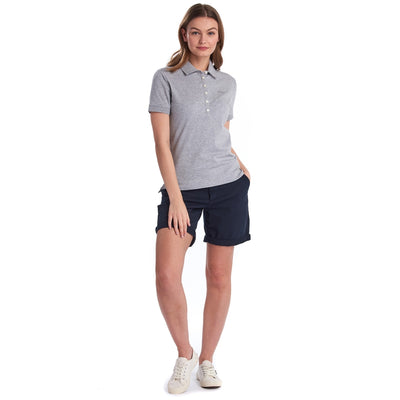 Barbour Women's Portsdown Polo Shirt - M.W. Reynolds