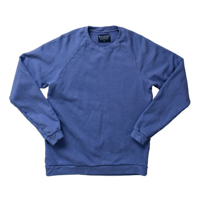 Raleigh Denim Raglan Sweatshirt - M.W. Reynolds
