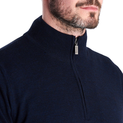Barbour Gamlan Half Zip Waterproof Sweater - M.W. Reynolds