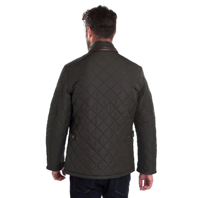 Barbour Powell Quilt Jacket - M.W. Reynolds