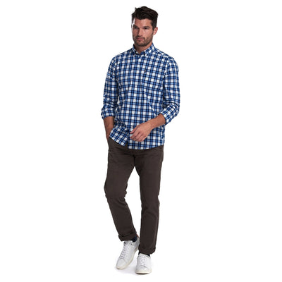 Barbour Highland Check 28 Shirt - M.W. Reynolds