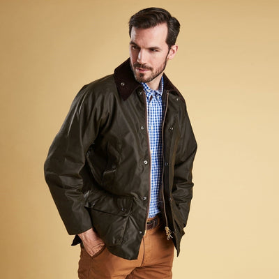 Barbour Classic Bedale Wax Jacket - M.W. Reynolds