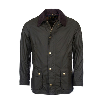 Barbour Ashby Wax Jacket - M.W. Reynolds