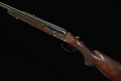 William Douglass Boxlock Express Double Rifle .500 NE - M.W. Reynolds