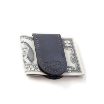 Schott Leather Money Clip - M.W. Reynolds