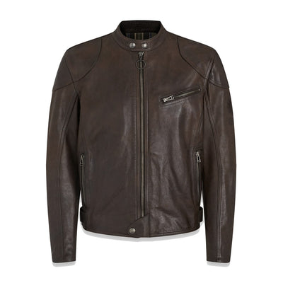 Belstaff Supreme Leather Jacket - M.W. Reynolds